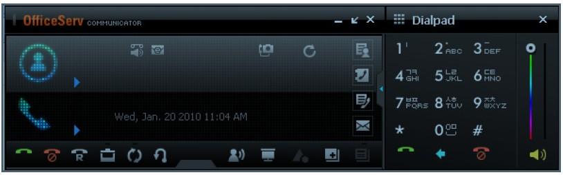 OS7-WCO1/SVC Ключ активации OS7000 1 Приложения Communicator для PC