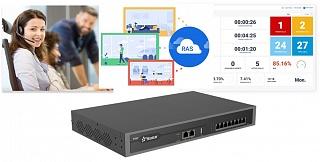 YEASTAR P560 в комплекте с Enterprise License, колл-центр, сервис удалённого доступа (годовая)