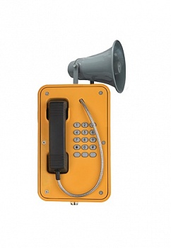 JR103-FK-Y-H-SIP Промышленный SIP телефон, с громкоговорителем