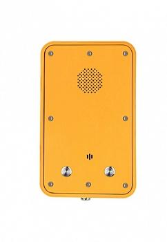JR104-2B-Y-SIP Промышленный SIP телефон, DC 5V или PoE, 2 SIP аккаунта
