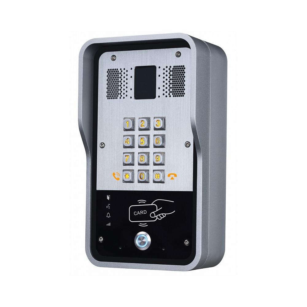Fanvil i23S SIP-домофон, накладной, внешний, клавиатура, IC/RFID, IP65, IK10