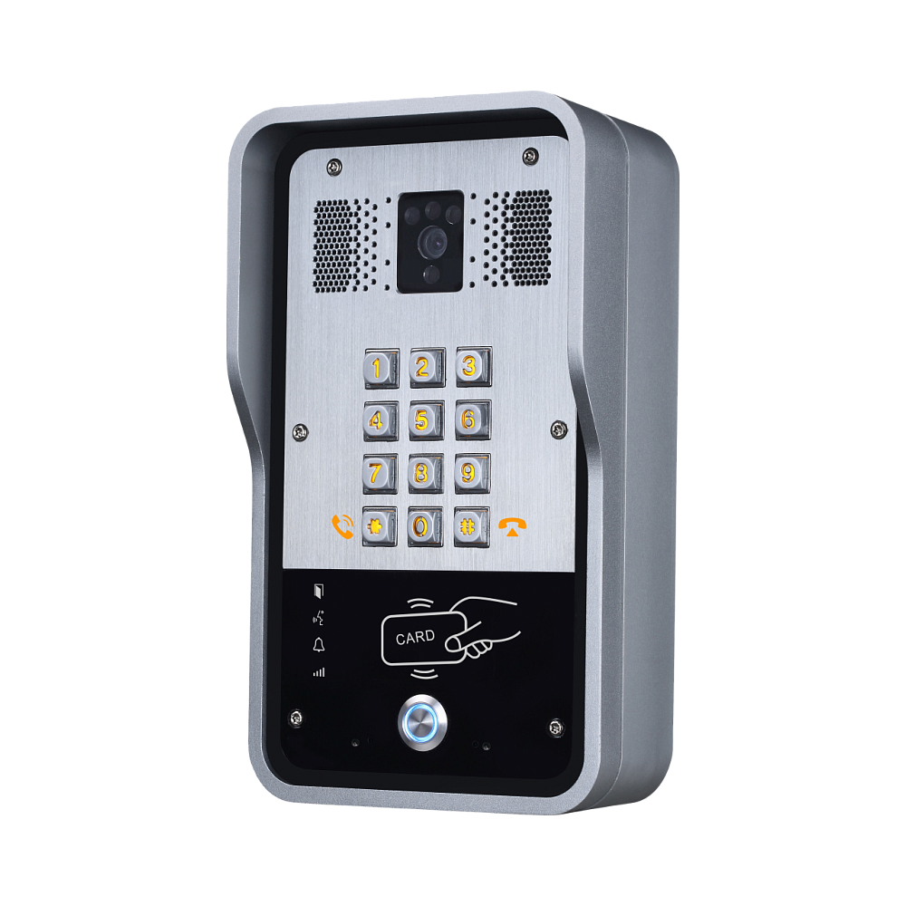 Fanvil i31S SIP-домофон, накладной, внешний, клавиатура, HD камера, IC/RFID, IP65, IK10