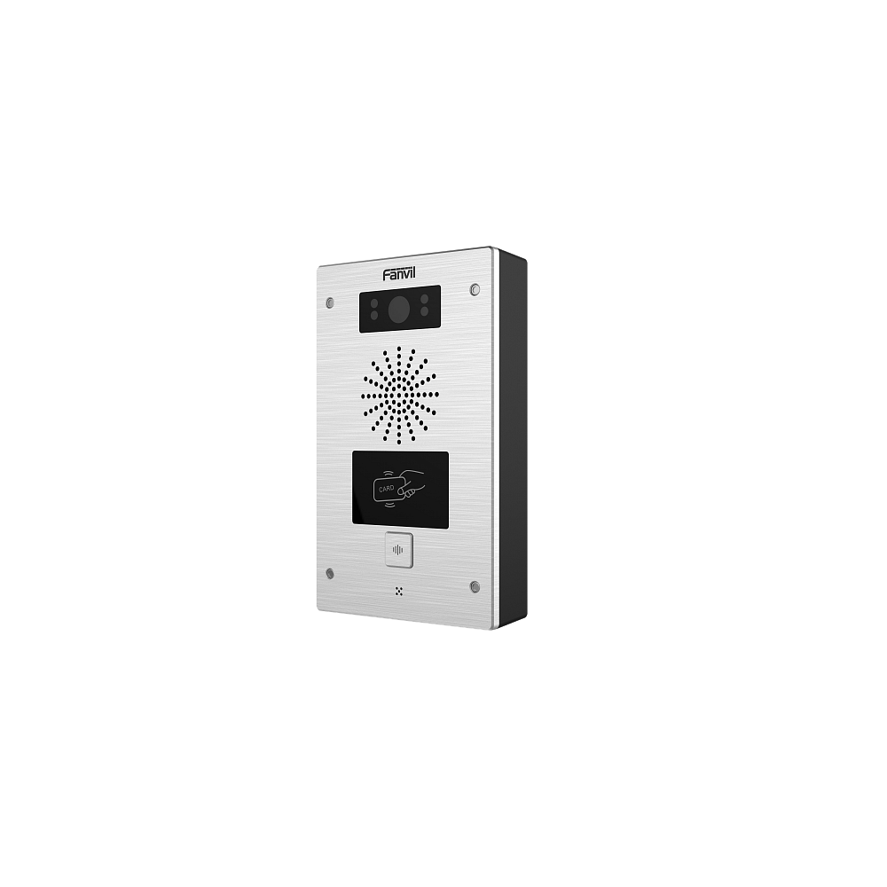 Fanvil i32V SIP-домофон, накладной, внешний, HD камера, RFID, IP65, IK10