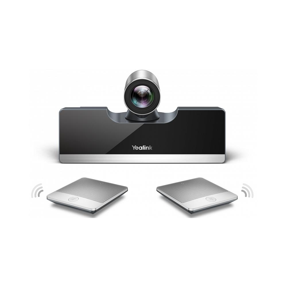 Yealink VC500-Mic-VCH Моноблок VC500Pro с камерой 5Х, CPW90 - 2 шт., DD10, VCH50