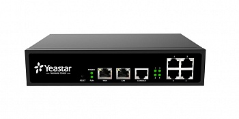Yeastar NeoGate TB400 BRI-VoIP шлюз, 2 BRI-порта, до 4-х BRI-портов