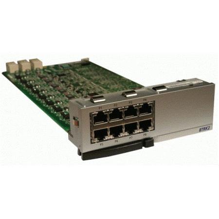 KP-OSDB8T2/EUS Модуль внешних аналоговых линий, 8 портов