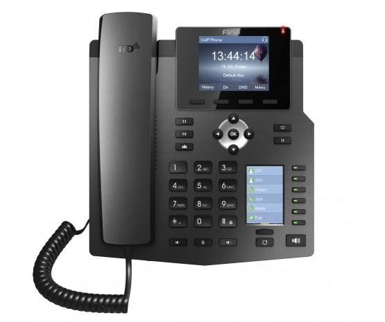 IP телефон Fanvil X4G, с БП