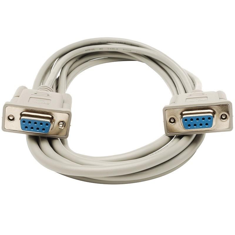 RS232 Кабель нуль-модемный для подключения порта RS-232 Регион-120ХТ к COM порту ПК