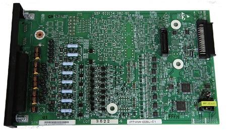 IP7WW-008U-C1 Гибридная абонентская плата 8 внутренних для АТС NEC SL2100
