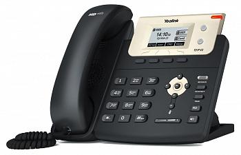 Телефон Yealink SIP-T21P E2, 2 линии, PoE