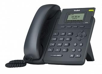 Телефон Yealink SIP-T19 E2, 1 линия, адаптер питания