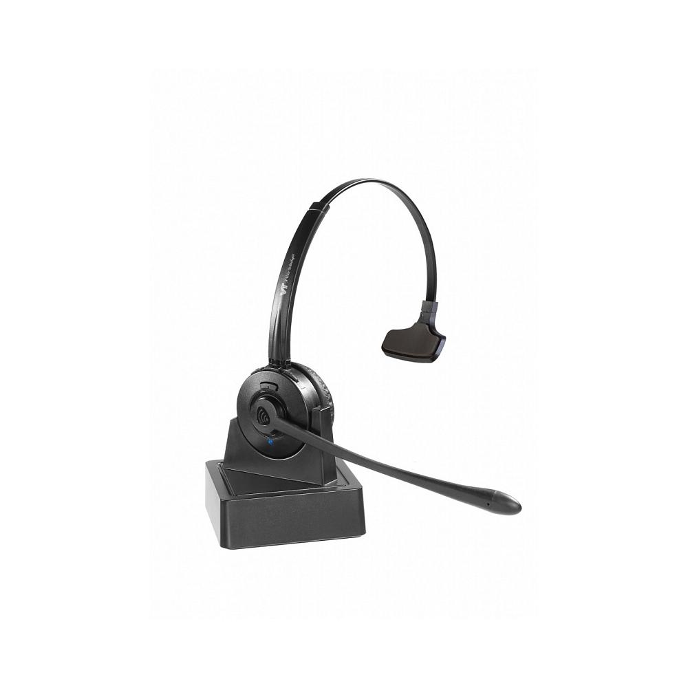 VT9500 Гарнитура головная VT, Моно, HD звук, 10м Bluetooth