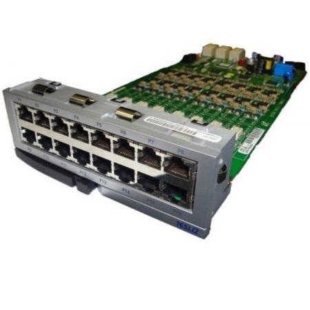 OS7400BSL3/EUS Модуль аналоговых абонентских линий, 16 портов, CID, DTMF-приемники