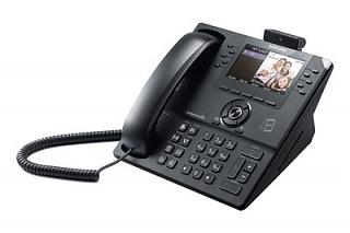 SMT-i5343K SIP телефон (видео) ЖКД, 3*4 программ. клавиши, клавиша навигации, USB, Bluetooth, NFC, Camera (опционально)