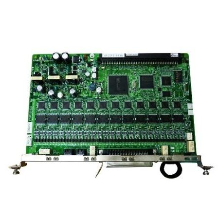 KX-TDA6178XJ Плата Panasonic 24 аналоговых внутренних линий для KX-TDA600, KX-TDE600