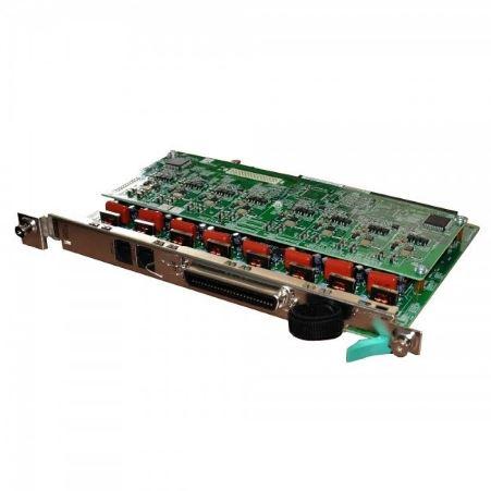 KX-TDA6381X Плата 16 внешних линий для IP АТС Panasonic KX-TDE600, KX-NS100