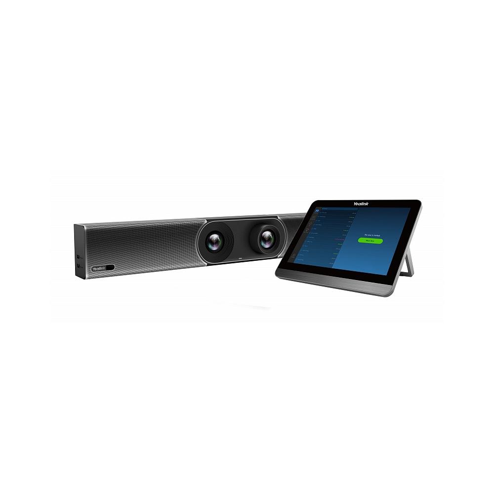 Yealink MeetingBar A30-020-Zoom Видеотерминал с встроенными камерой, микрофонами и саундбаром, CTP18