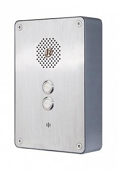JR301-2B-OW-SIP Промышленный SIP домофон, IP54 IP65