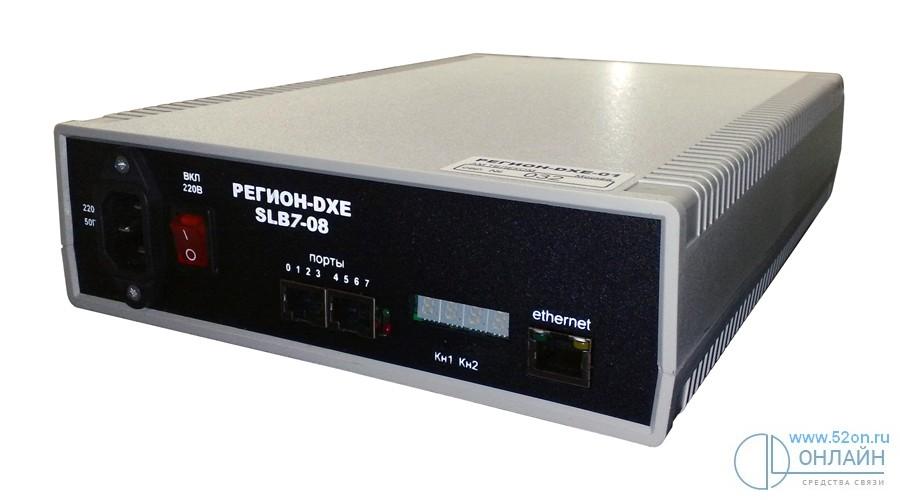 Регион DXE-01 Базовый блок на 1 слот