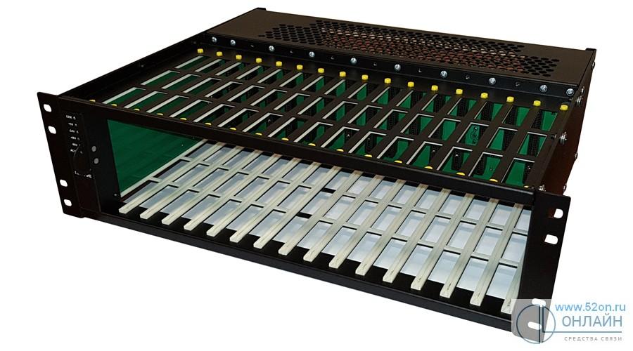 Регион DXE-16 Базовый блок 16 слотов, формат 19
