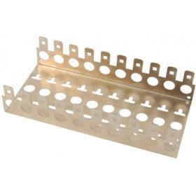 NMC-WCPL10-2 Кронштейн NIKOMAX настенный, на 10 плинтов, металлический, уп-ка 2шт.