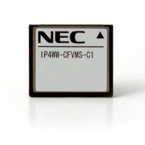 IP4WW-CFVMS-C1 Карта Compact Flash для VRS и InMail (Автосекретарь и Голосовая почта) АТС NEC SL1000