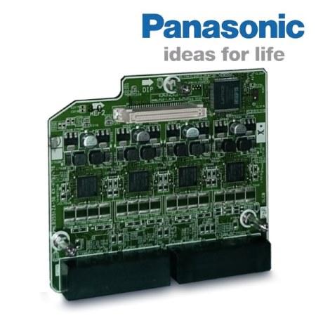 KX-HT82480X Плата подключения 4 внешних аналоговых линий