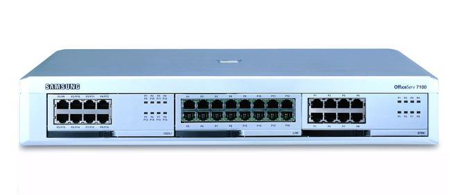 KPOS71M/RUA OfficeServ 7100 Шасси 19