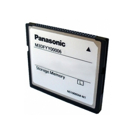 KX-NS0137X Карта памяти (тип L) (Storage Memory L) для IP АТС Panasonic KX-NS1000