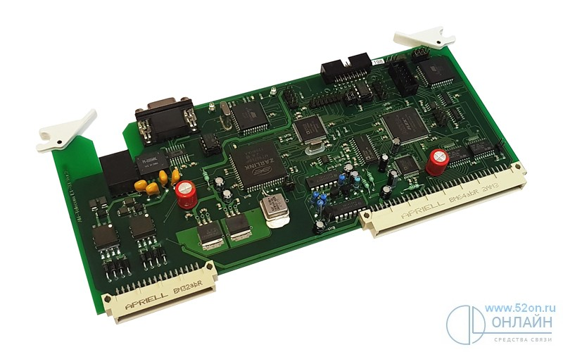 Регион E1-XT плата цифрового стыка Е1 ISDN PRI