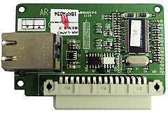 AR-LANU Модуль Ethernet 10 mb/s