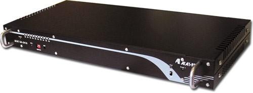 IP-АТС Агат UX-3410S Standard (от 4 до 80 каналов FXO/FXS в любой комбинации, до 40 цифровых системных телефонов, до 16 потоков E1)