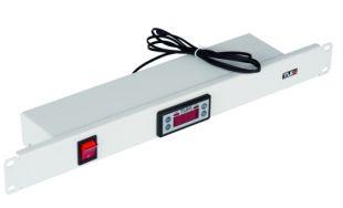 TLK-TERM-GY Панель TLK с терморегулятором и датчиком, 19
