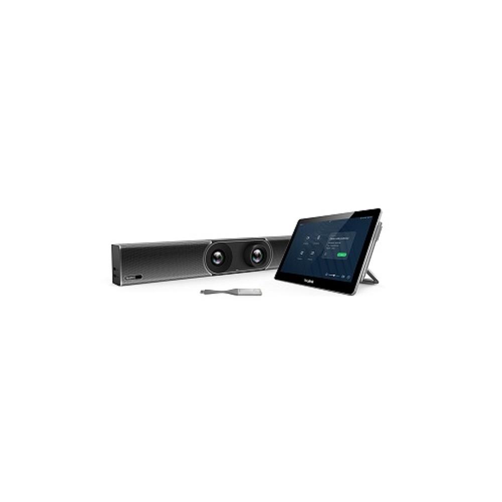 Yealink Терминал M600-0051 MeetingEye 600 с встроенной с камерой, микрофонами и саундбаром, CTP20, WPP20