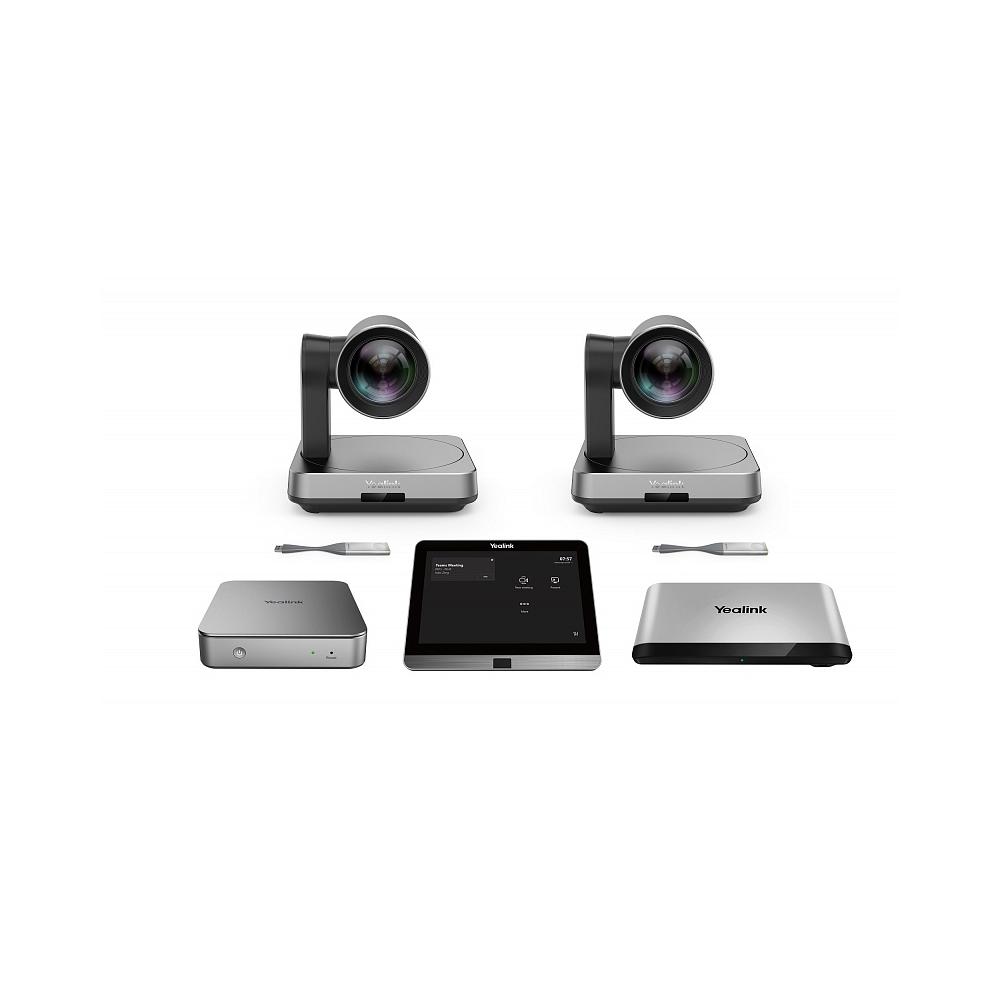 Yealink MVC940-C2-002 Видеотерминал MS Room, UVC84-2 шт., хаб, MTouch II, MCore, WPP20-2 шт.