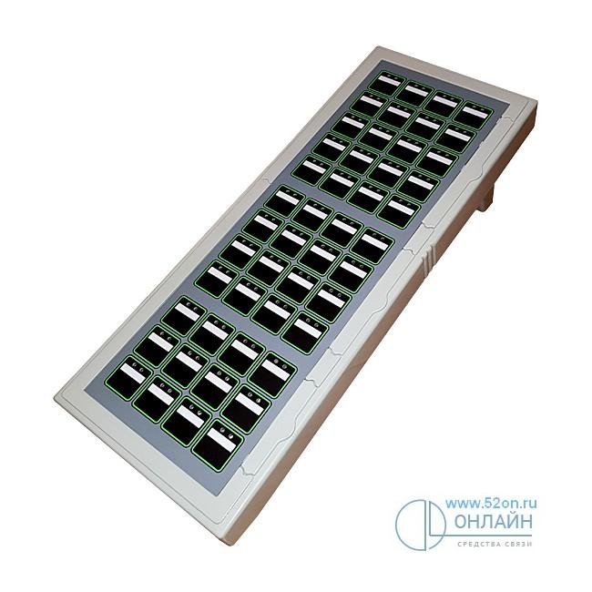 Регион-КМП консоль для работы с Регион-120ХТ, пластиковый корпус, 48 программируемых абонентских клавиш, двухцветная индикация