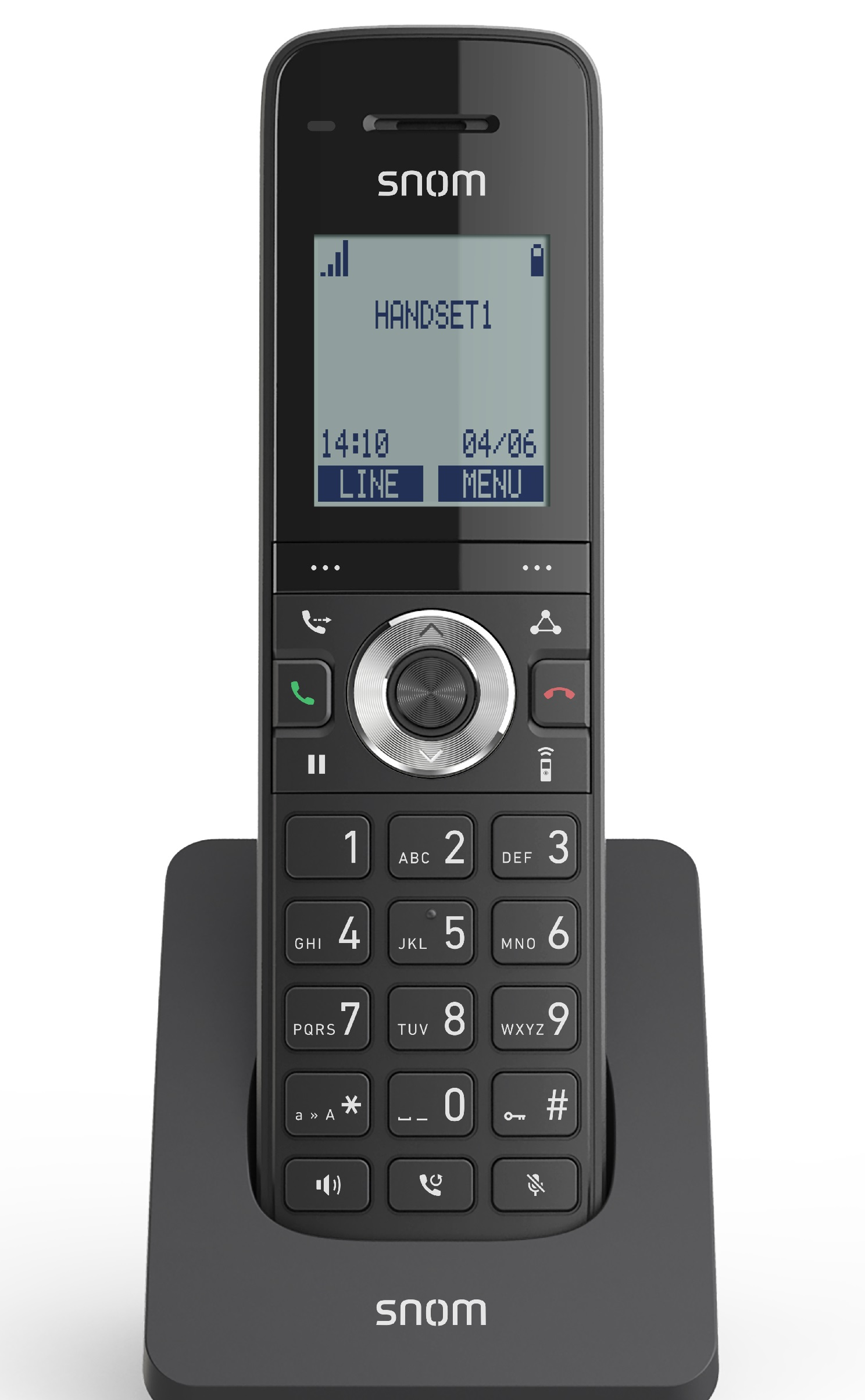Snom M15 SC DECT-телефон