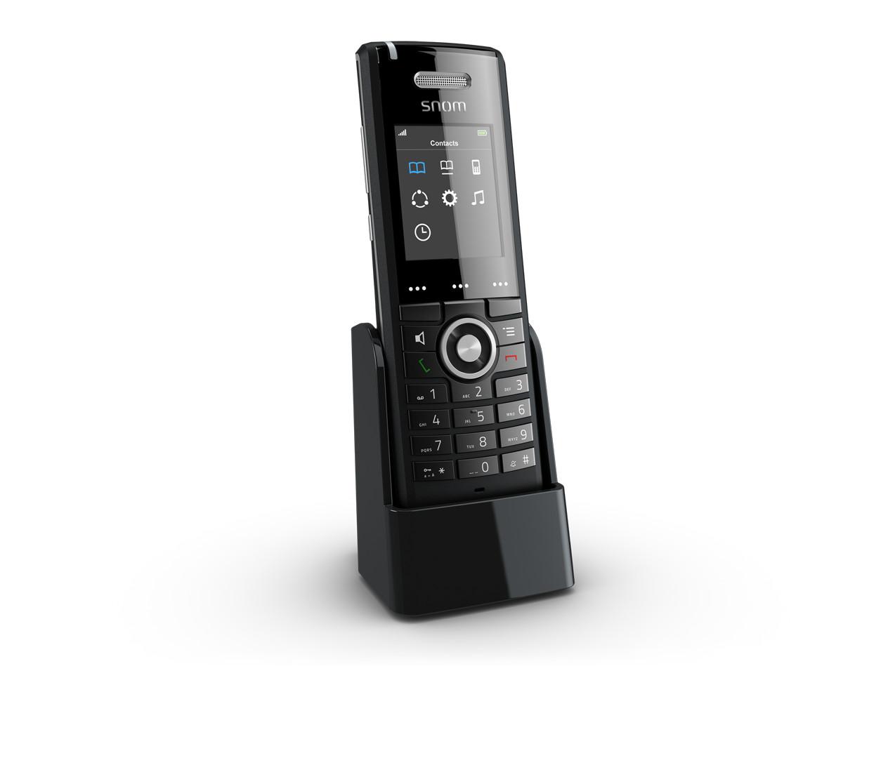 Snom M65 DECT-телефон VoIP SIP