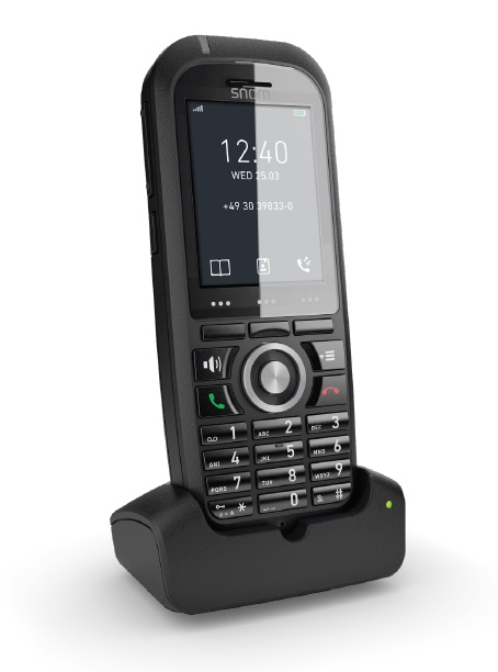Snom M70 DECT-телефон
