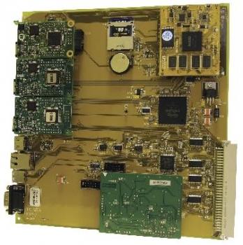 ТЭЗ K-88 Плата управления TDM/IP универсальная