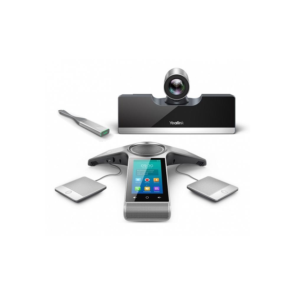 Yealink VC500-Phone-Wired-WP Моноблок с камерой 5Х, CP960, CPE90-2шт, WPP20, WF50