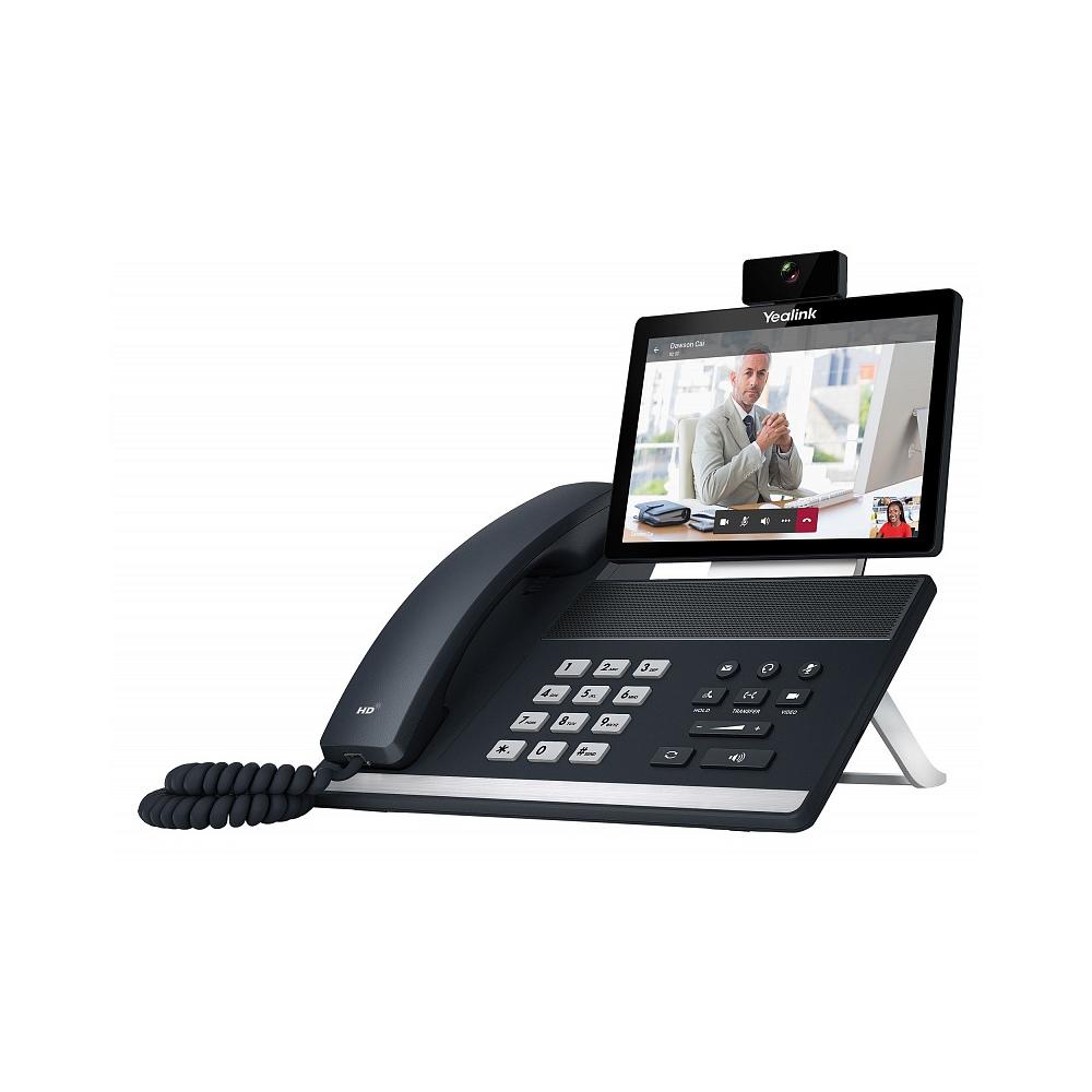 Yealink VP59-Teams Edition Видеотерминал, IPS, Android, WiFi, Bluetooth, HDMI, камера, без БП