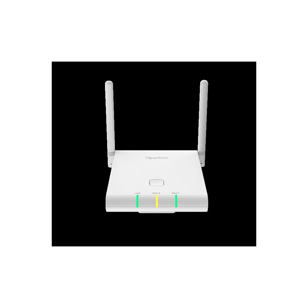 Yealink W90B DECT, базовая станция, микросота DECT, PoE