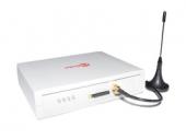 SpGate 3G GSM-шлюз, 1 GSM-канал, порт FXS, высокоскоростная передача данных (3G) и SMS при подключении к ПК
