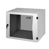 TWP-125452-G-GY Настенный двухсекционный шкаф 19