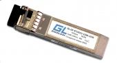 GL-OT-ST12LC1-1270-1330 Модуль GIGALINK SFP+, WDM, 10Гбит/с, одно волокно, SM, LC, Tx:1270/Rx:1330 нм, 12 дБ (до 20 км) DDM