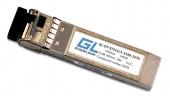 GL-OT-ST16LC1-1270-1330 Модуль GIGALINK SFP+, WDM, 10Гбит/с, одно волокно, SM, LC, Tx:1270/Rx:1330 нм, 16 дБ (до 40 км) DDM