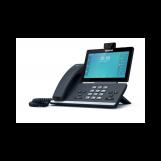 SIP-T58A with camera Видеотерминал, Android, WiFi, Bluetooth, GigE, CAM50 в комплекте, без БП