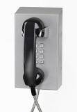 JR201-FK-OW-SIP Промышленный SIP телефон, DC 5V или PoE, 2 SIP аккаунта