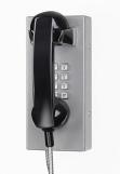 JR202-FK-OW-SIP Промышленный SIP телефон, DC 5V или PoE, 2 SIP аккаунта